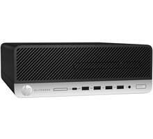 HP EliteDesk 705 G5 SFF, černá - 8RM31EA