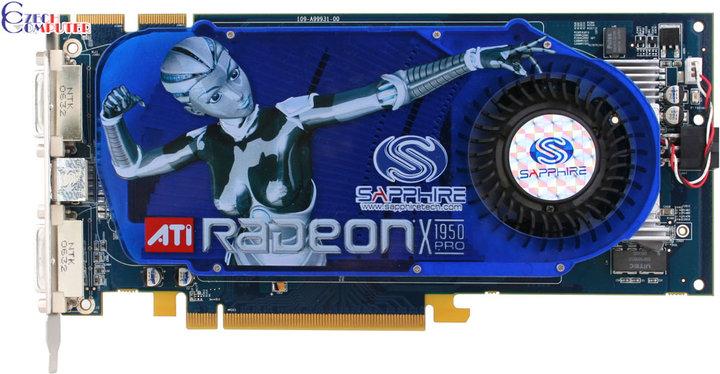 Sapphire Atlantis ATI Radeon X1950 PRO 256MB, PCI-E