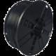 Gembird tisková struna (filament), flexibilní, 1,75mm, 1kg, černá