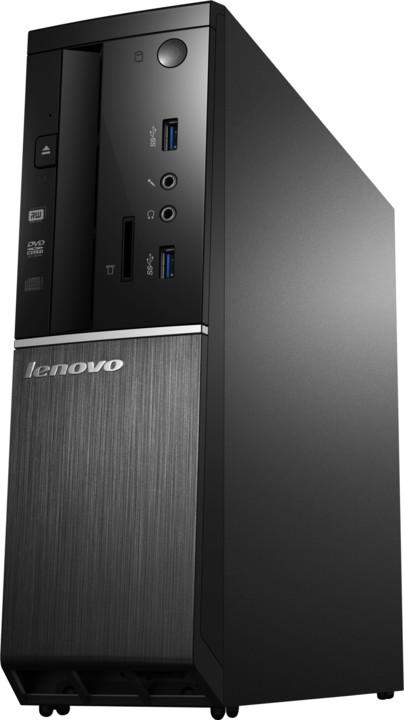Lenovo IdeaCentre 510S-08IKL, černá