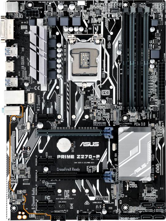 ASUS PRIME Z270-P - Intel Z270