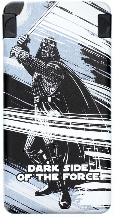 Lazerbuilt Star Wars 6,000mAh Vader powerbanka