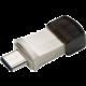 Transcend JetFlash 890 - 16GB, stříbrná