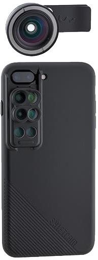 ShiftCam 2.0 Pro Lens širokoúhlý objektiv + cestovní set pro iPhone 7+/8+