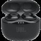JBL Tune 120TWS, černá