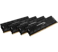 HyperX Predator 32GB (4x8GB) DDR4 3600 CL 17 HX436C17PB3K4/32