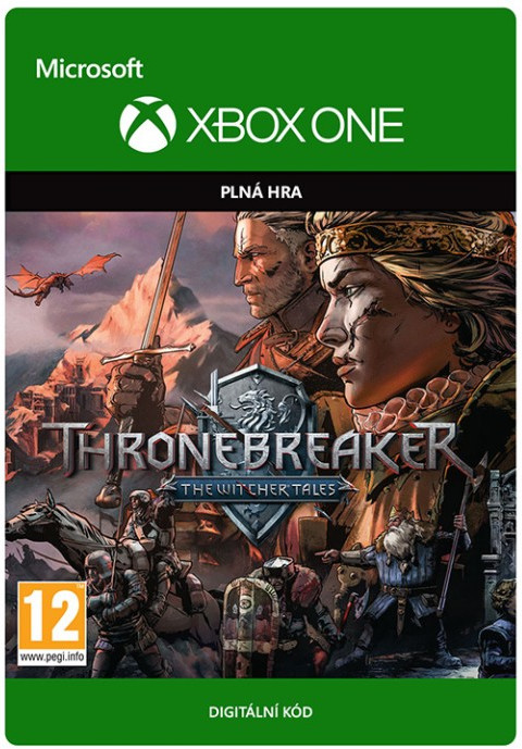 Thronebreaker: The Witcher Tales (Xbox ONE) - elektronicky