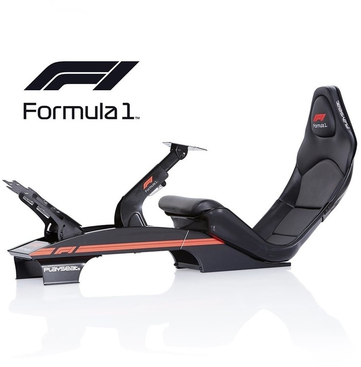 Playseat F1 Official Licensed, černá