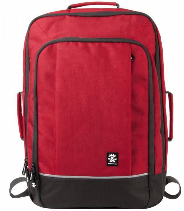 Crumpler brašna Proper Roady Backpack XL, červená