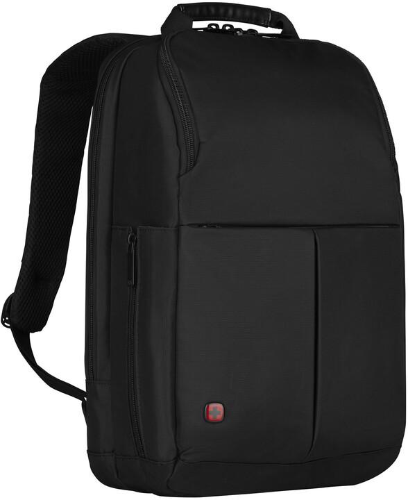 """WENGER RELOAD - 14"""" batoh na notebook a tablet, černý"""
