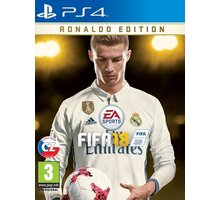 Electronic Arts FIFA 18 - Ronaldo Edition (PS4)
