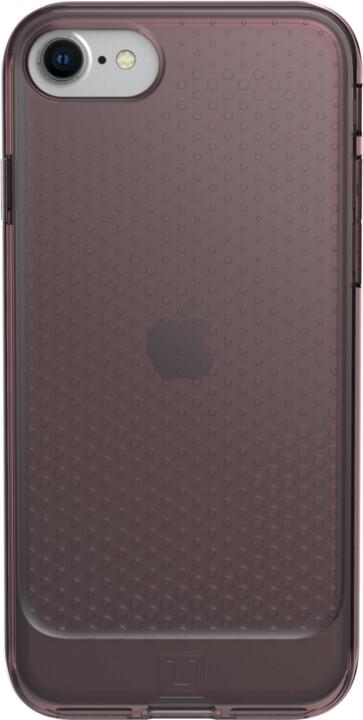 U by UAG ochranný kryt Lucent pro iPhone 7/8/SE 2020, červená