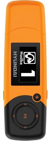 Hyundai MP 366 FM, 8GB, oranžová