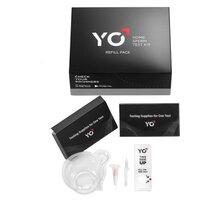 YO Test plodnosti pro muže – náhradní testy, 2 ks - YO-FA-01315-00