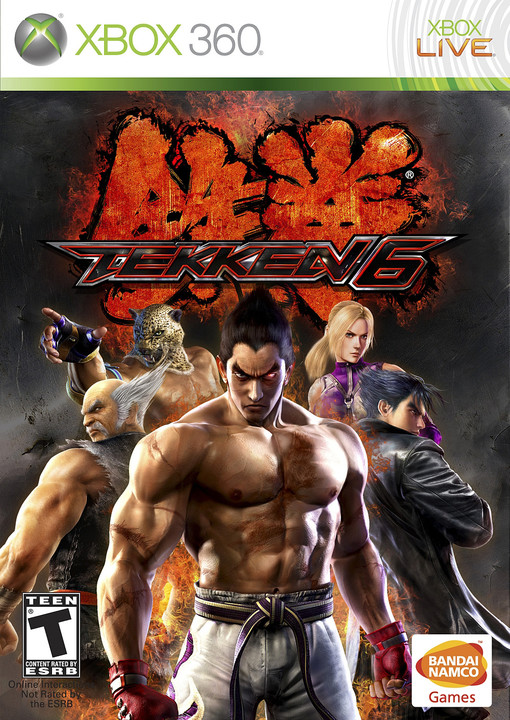 Tekken 6 - Classic - X360