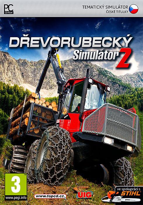 Dřevorubecký Simulátor 2 - PC