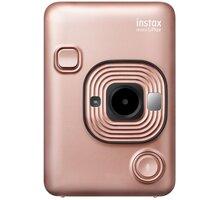 Fujifilm Instax MINI LIPLAY EX D, růžovo-zlatá - 16631849