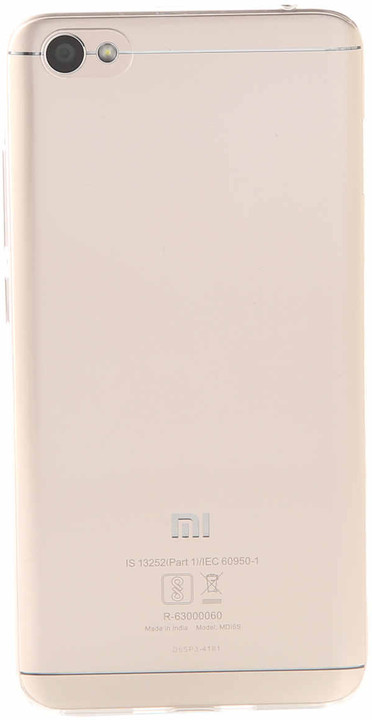 Xiaomi Redmi Note 5A Soft Case Clear