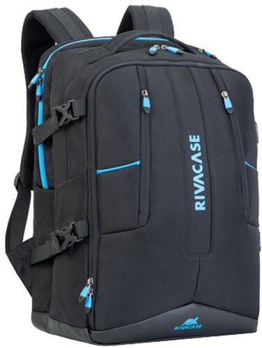 """RivaCase 7860 speciální batoh na notebook a herní příslušenství 17.3"""", černá"""