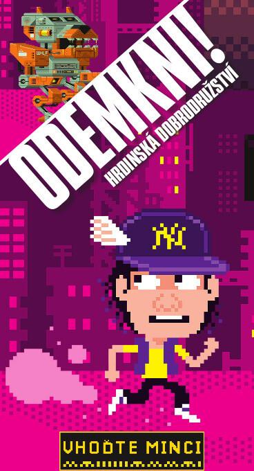 Desková hra Odemkni: Hrdinská dobrodružství - Vhoďte minci