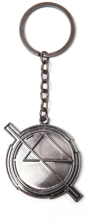 Prey Logo - klíčenka