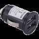 Patona nabíječka USB do auta - 12V 2,1A, černá