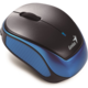 Genius Micro Traveler 9000R V3, černá/modrá