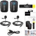 Saramonic Blink 500 B6 (TX+TX+RX UC) - USB-C, mikrofon s přijímačem