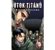 Komiks Útok titánů 05 - 9788074493249