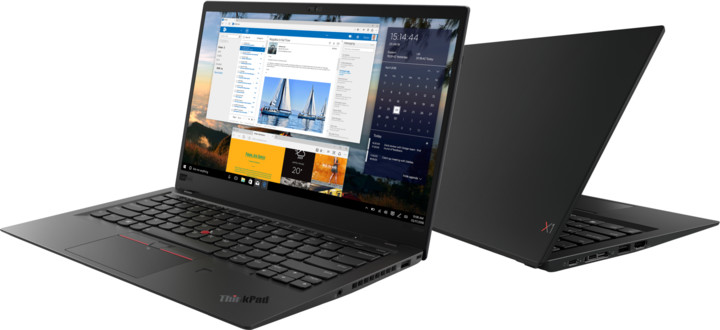 Lenovo ThinkPad X1 Carbon 6, černá