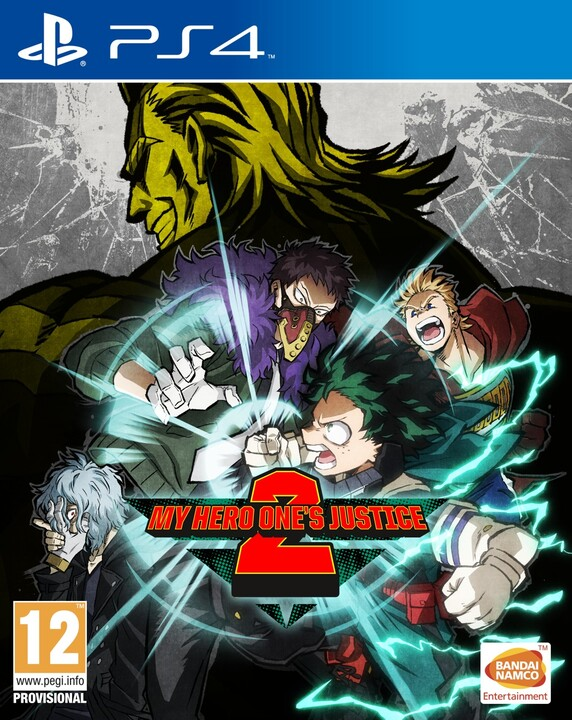 My Hero One's Justice 2 (PS4)