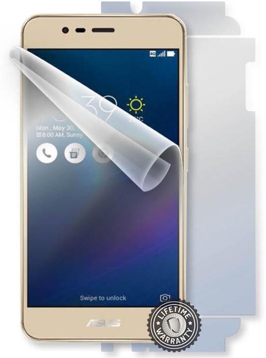 ScreenShield fólie na celé tělo pro Asus Zenfone 3 Max ZC520TL