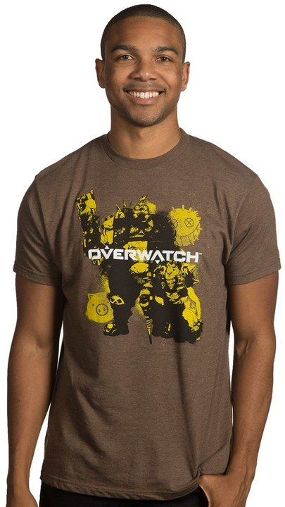 Overwatch - Junk Brothers (US M / EU L)