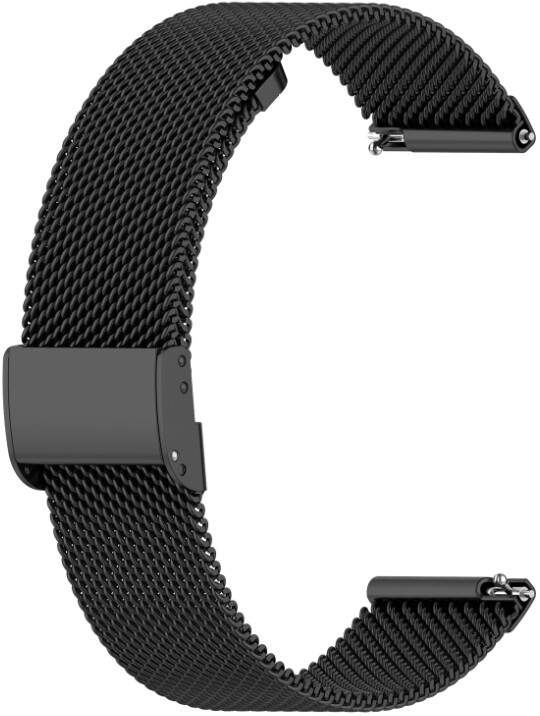 Epico milánský tah pro Xiaomi Mi Watch, černá