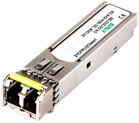 Dell optický modul SFP, 1Gbit, CWDM 1470nm, 80km, Dell kompatibilní OEM