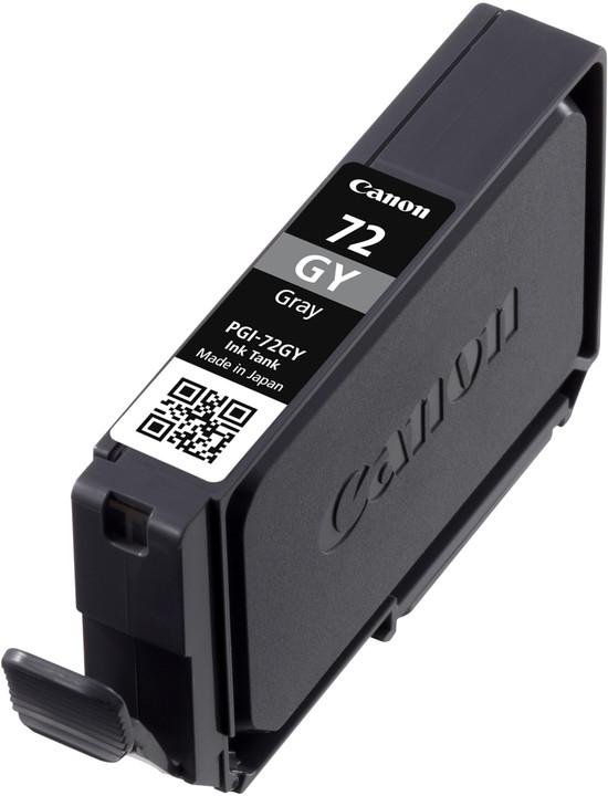 Canon PGI-72 GY, šedá