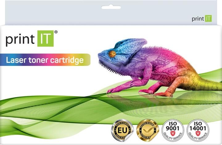 PRINT IT alternativní OKI 46508711, azurový
