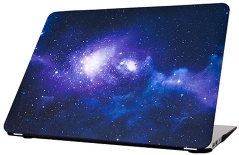 "EPICO plastový kryt pro MacBook Pro 13"" Galaxy, Violet"