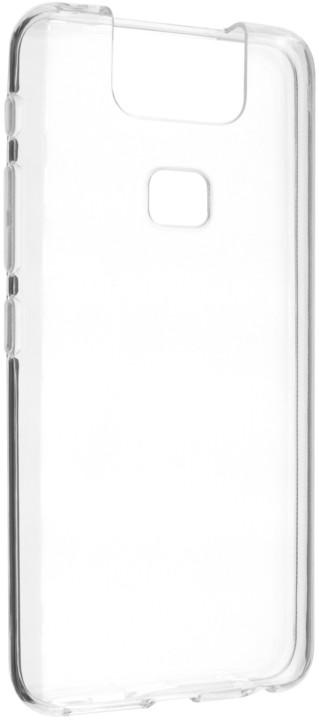 FIXED TPU gelové pouzdro pro Asus ZenFone 6 (ZS630KL), čiré