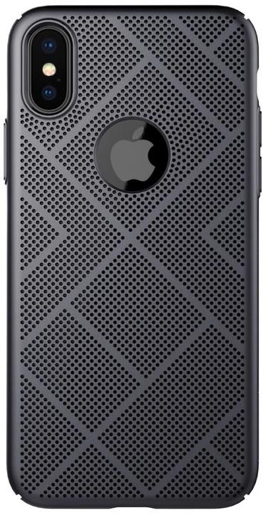 Nillkin Air Case Super Slim pro iPhone X, Black