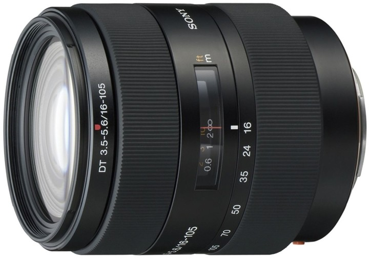 Sony DT 16–105mm f/3.5–5.6