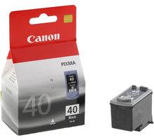 Canon PG-40, černá - 0615B001