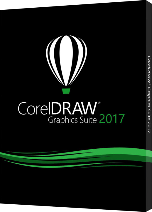 CorelDRAW Graphics Suite 2017 Upgrade (Single User)