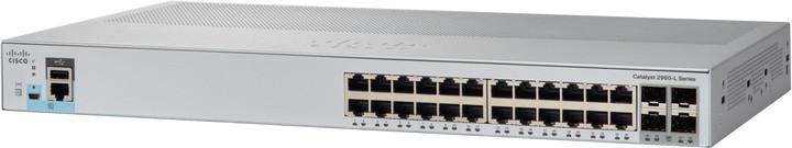 Cisco WS-C2960L-24PQ-LL