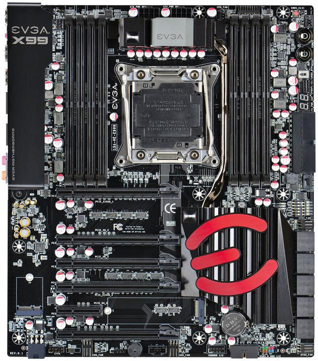 EVGA X99 Classified - Intel X99