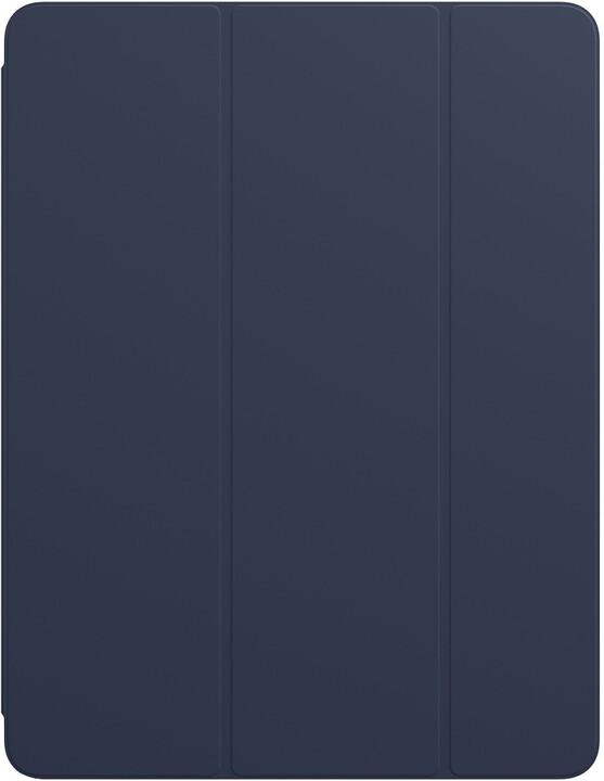 "Apple ochranný obal Smart Folio pro iPad Pro 12.9"" (4.generace), tmavě modrá"