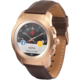MYKRONOZ ZeTime Premium Pink Gold/Brown - 39 mm