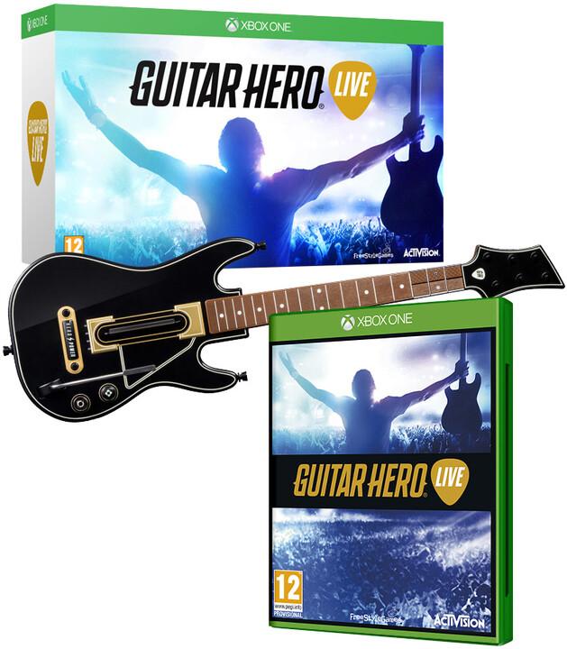 Guitar Hero Live - XONE