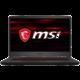 MSI GF65 Thin 9SD-093CZ, černá - Použité zboží