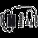 Trust univerzální napájecí adaptér pro notebooky do auta 70W Ultraslim + USB